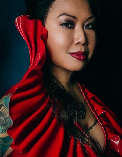 Portait of an Asian Mistress