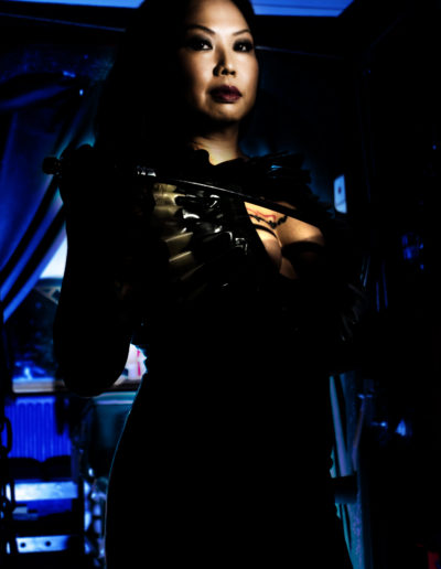 Asian Dominatrix Madame Li Ying